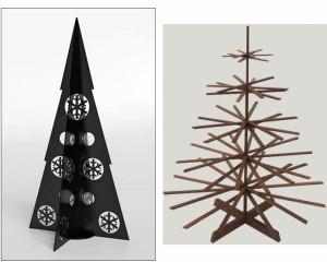 modern trees, holiday, xmas, possibilitree