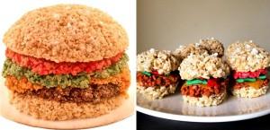 Misterkrisp, Rice Krispies Treats, Jessica Siskin, food art, edible art, emojis