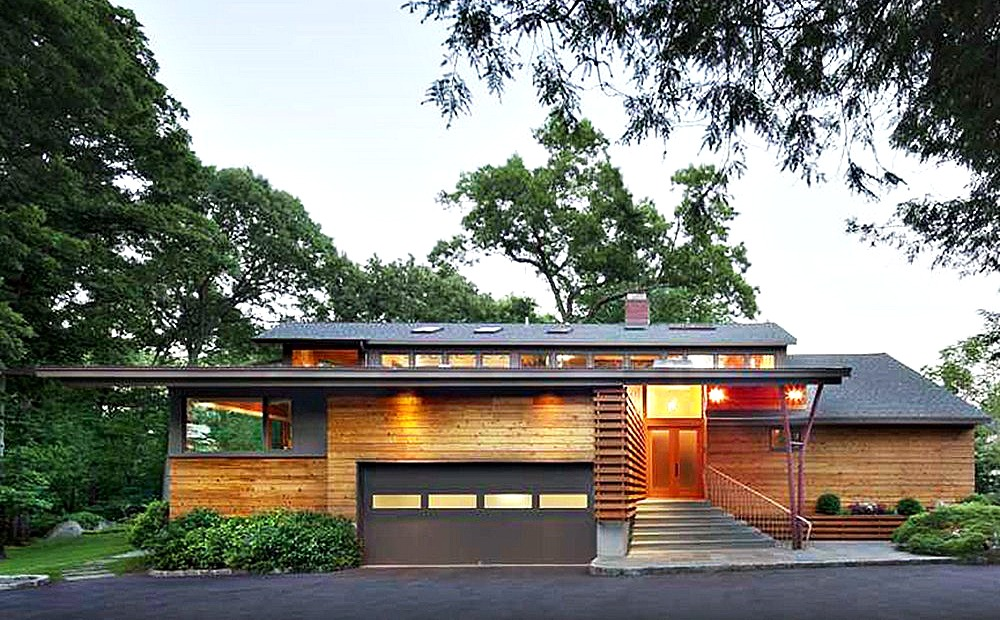 Stephen Moser S Luxurious Renovation Of A 50s Ranch Was