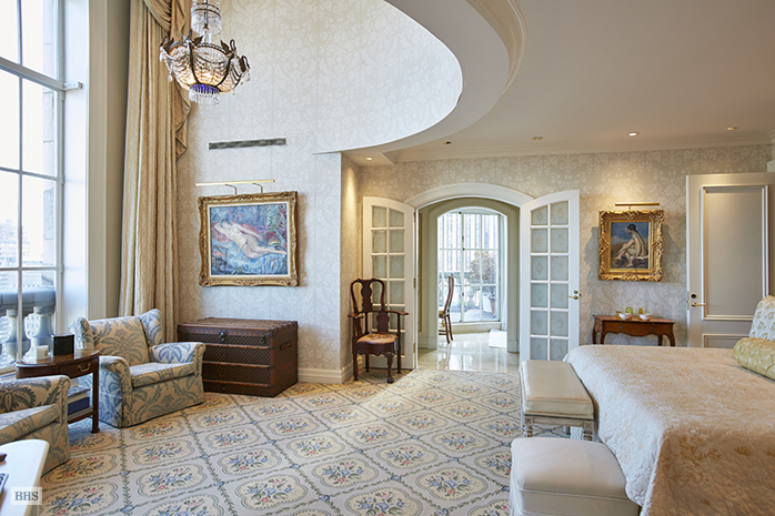 Reduced 125 million pierre penthouse now asking just 63 for 125 park avenue 3rd 4th floor