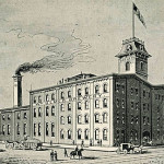 ulmer brewery bushwick brooklyn historic - image brooklyn historical society