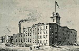 ulmer brewery bushwick brooklyn historic - image brooklyn historical society