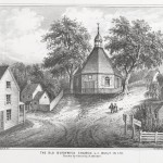 The Old Bushwick_Church_L.I._Built in 1711