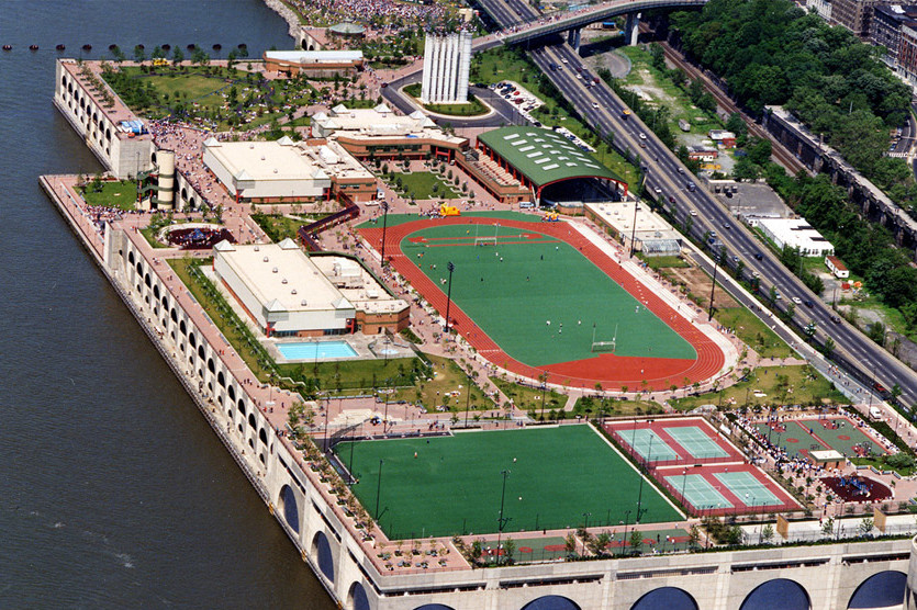 Riverbank Park Nyc