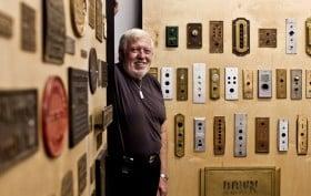 Patrick Carrajat, Elevator Historical Society