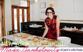 Maya Jankelowitz, Jack's Wife Freda