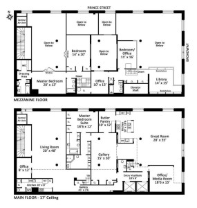 565 Broadway, Edwina Sandys, Richard Kaplan, Soho loft, Ball Black & Co.