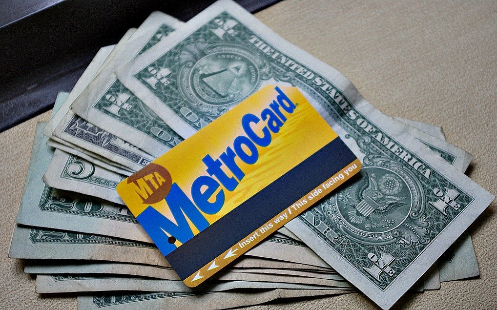 MetroCard, NYC subway, MTA