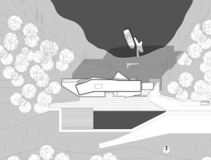 Aviator's Villa, Urban Office Architecture, salvaged airplane parts, Dutchess County
