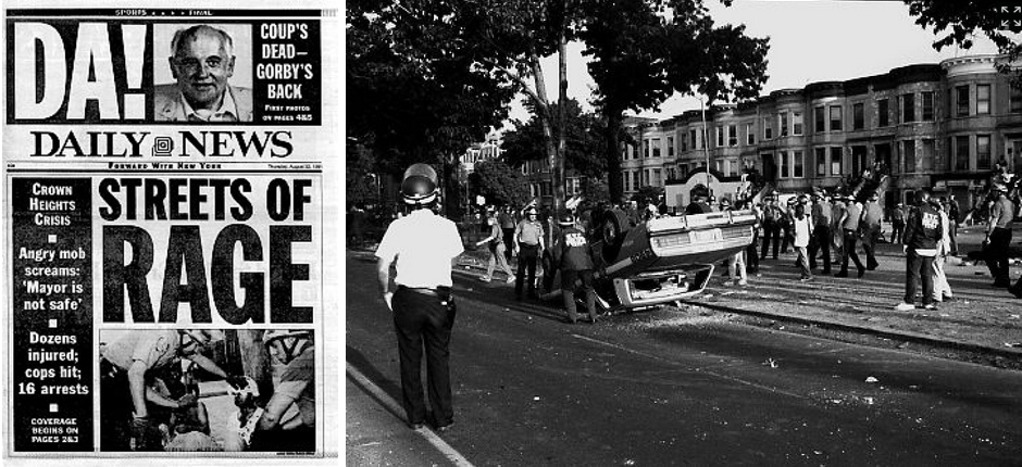 crown heights riots nydn 1991
