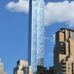 one57 exterior view, one57 street view