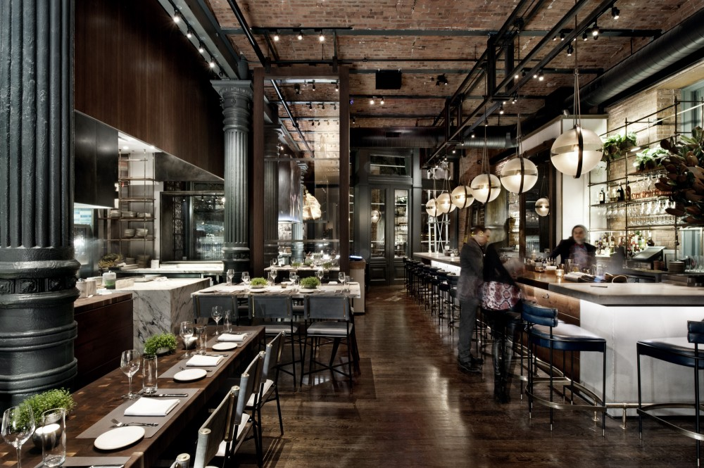 Tour The Chefs Club Restaurant By Food Amp Wine Magazine