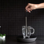 Studio Chudy and Grase, Miito, electric kettle redesigned, minimal design, Design Academy Eindhoven, Nils Chudy, Jasmina Grase, saves money, saves time