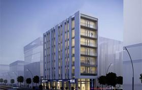 156-164 Delancey Street condo rendering