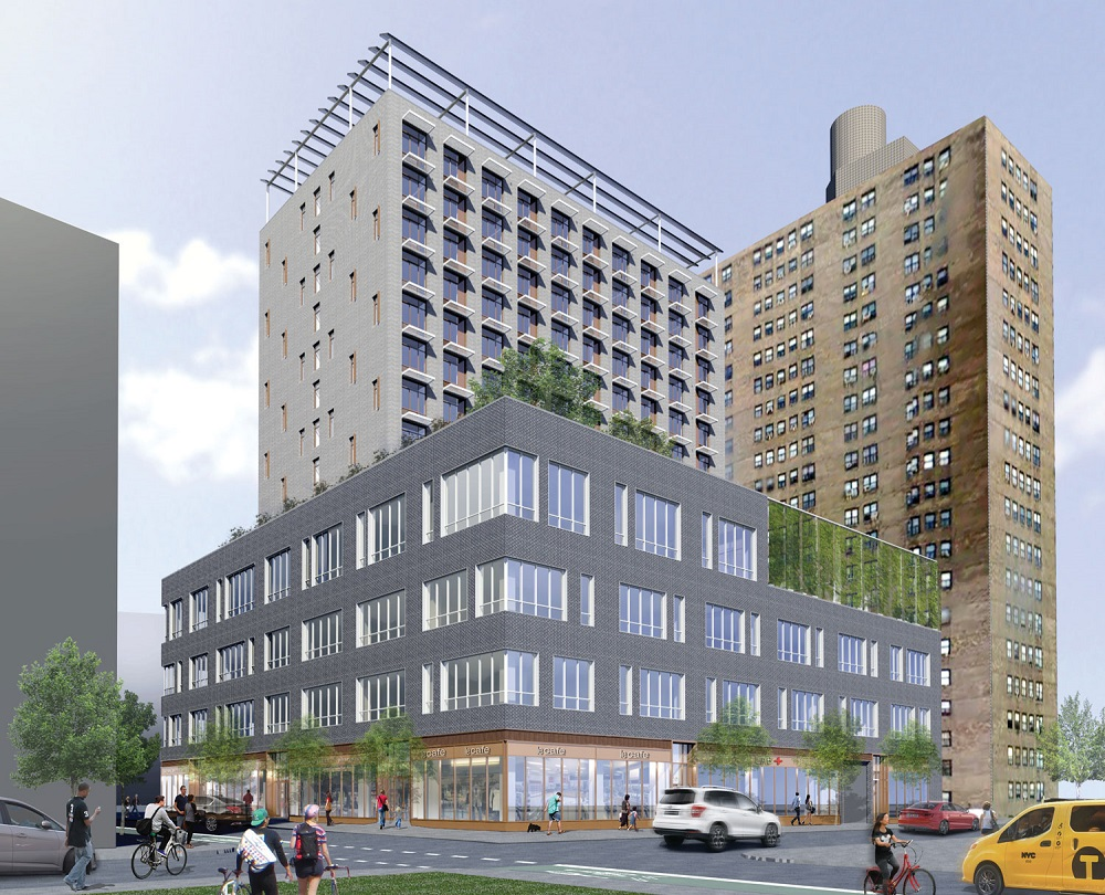 Superbe Affordable Housing Lottery For Seniors Opens At Essex Crossing, From  $396/month