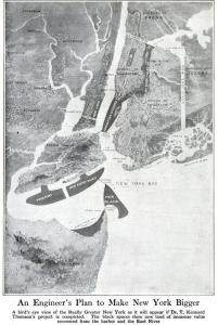 Mega-Manhattan, T. Kennard Thomson