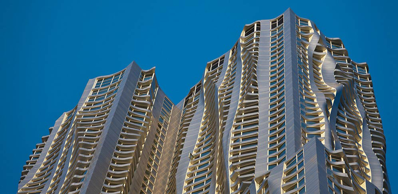 New york by Gehry, 8 spruce street