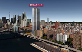Extell Development, Two Bridges, Chinatown, Lower Manhattan, Adamson Associates, Lend Lease, Manhattan Skyscrapers
