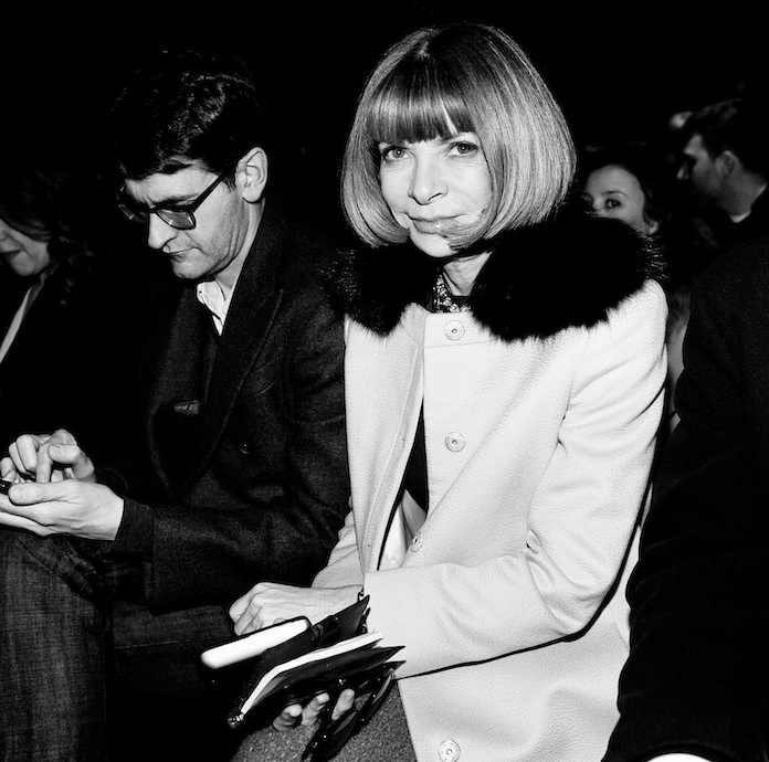 Anna Wintour, Milan, Fashion, Design, FIT, Parsons, Pratt, Incubator, Fashion Week,
