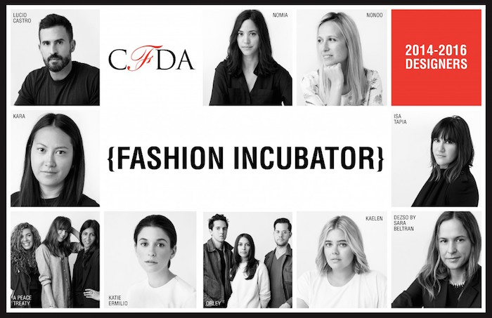 Fashion, Design, FIT, Parsons, Pratt, Incubator,