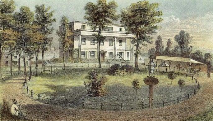 Old Abbey Hotel, Bloomingdale Road