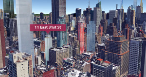 11 East 31st Street, Commune Hotel, Nomad, rooftop bars