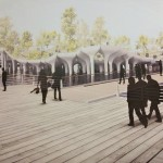 Pier 55, Heatherwick Studio, Barry Diller, floating park