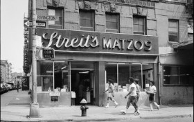Streit's Matzos, Streit's Matzos Lower east side