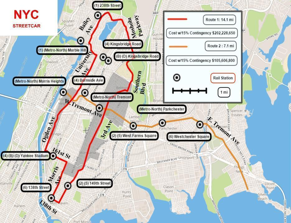 Will Streetcars Make a Comeback in the Bronx 6sqft