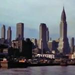 Mighty Manhattan – New York's Wonder City, Technicolor, vintage Manhattan