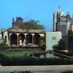 Mighty Manhattan – New York's Wonder City, Technicolor, vintage Manhattan, Rockefeller Center gardens