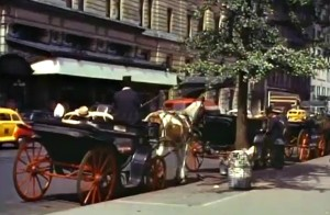 Mighty Manhattan – New York's Wonder City, Technicolor, vintage Manhattan