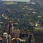 Mighty Manhattan – New York's Wonder City, Technicolor, vintage Manhattan, Central Park