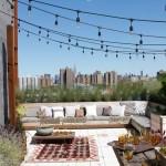 205 Water Street, interior designer Athena Calderone, DJ Victor Calderone, outdoor space