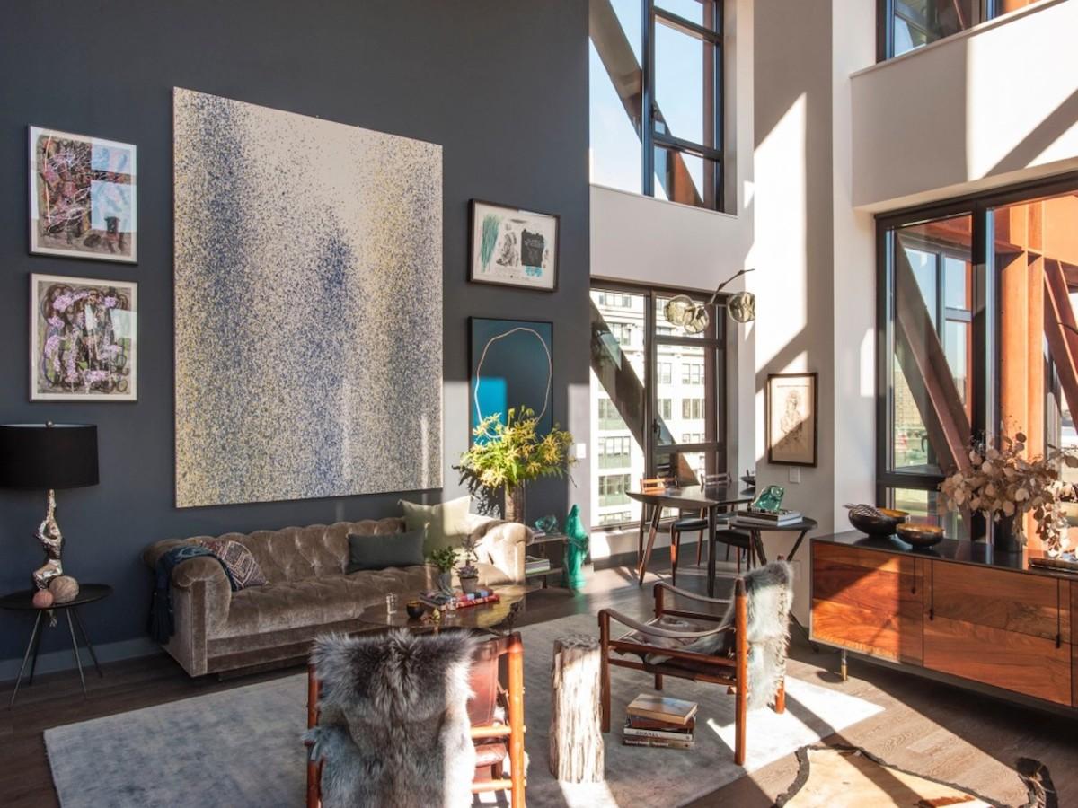 205 water street interior designer athena calderone dj victor calderone outdoor space
