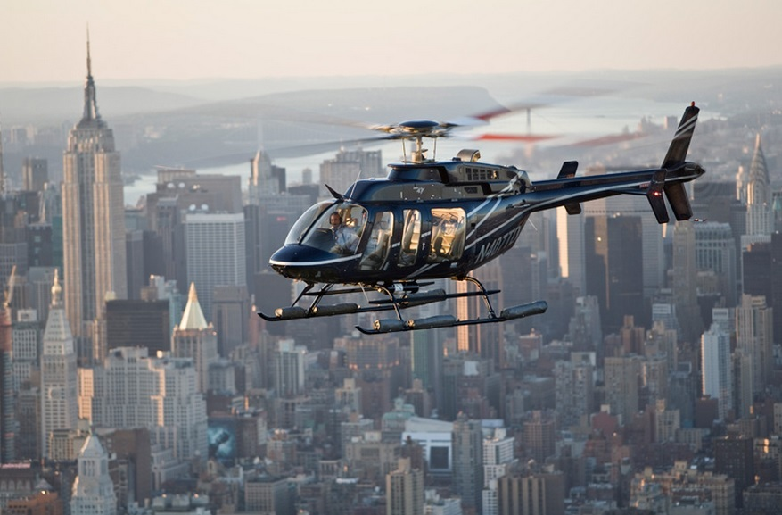 Gotham Air, helicopter taxi