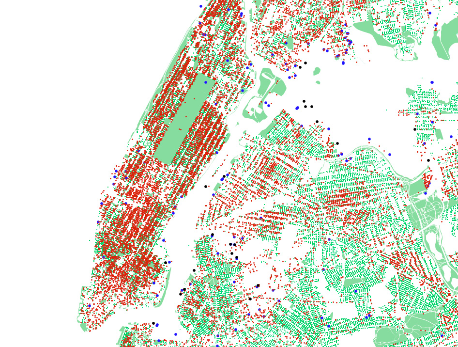 NYC Anthropocene\' Maps Visualize the City\'s Oil and Chemical ...