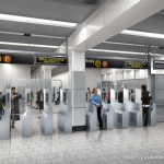 63rd street station, second avenue subway, sas rendering