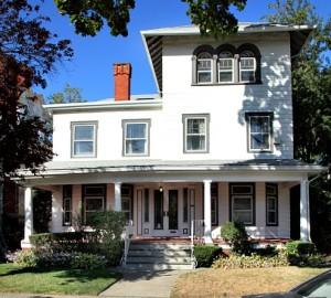 208 Marlborough Road, Prospect Park South, Brooklyn Victorian, Jonathan Baumbach