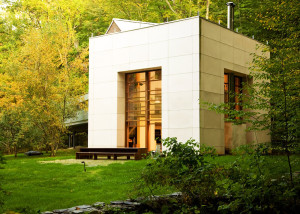 Gluck+'s Bridge House combines three centuries of American Country Architecture in one home.