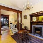 857 Carroll Street , park slope mansion, park slope townhouse, matthew bless home