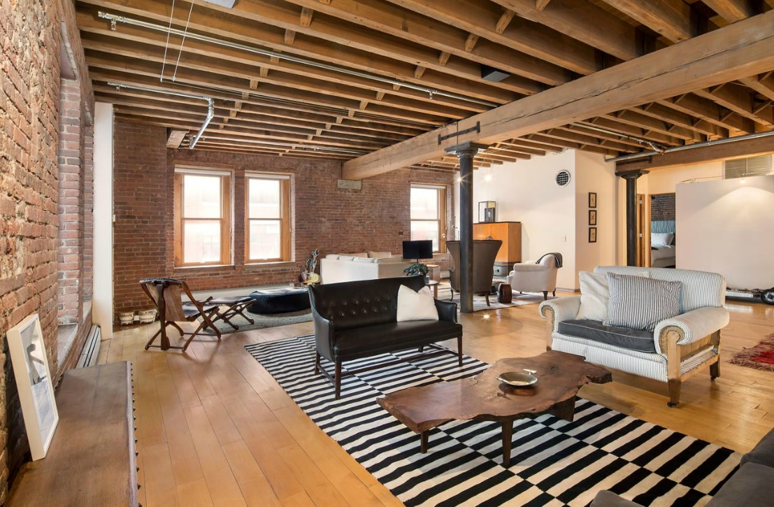 Orlando Bloom Looks To Flip His Tribeca Loft For 5 5m