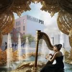 MoMA Young Architects Program, Phenomena, Studio Benjamin Dillenburger