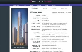 35 Hudson Yards, Building Mingle, Valentine's Day marketing