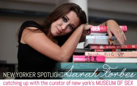 sarah forbes museum of sex