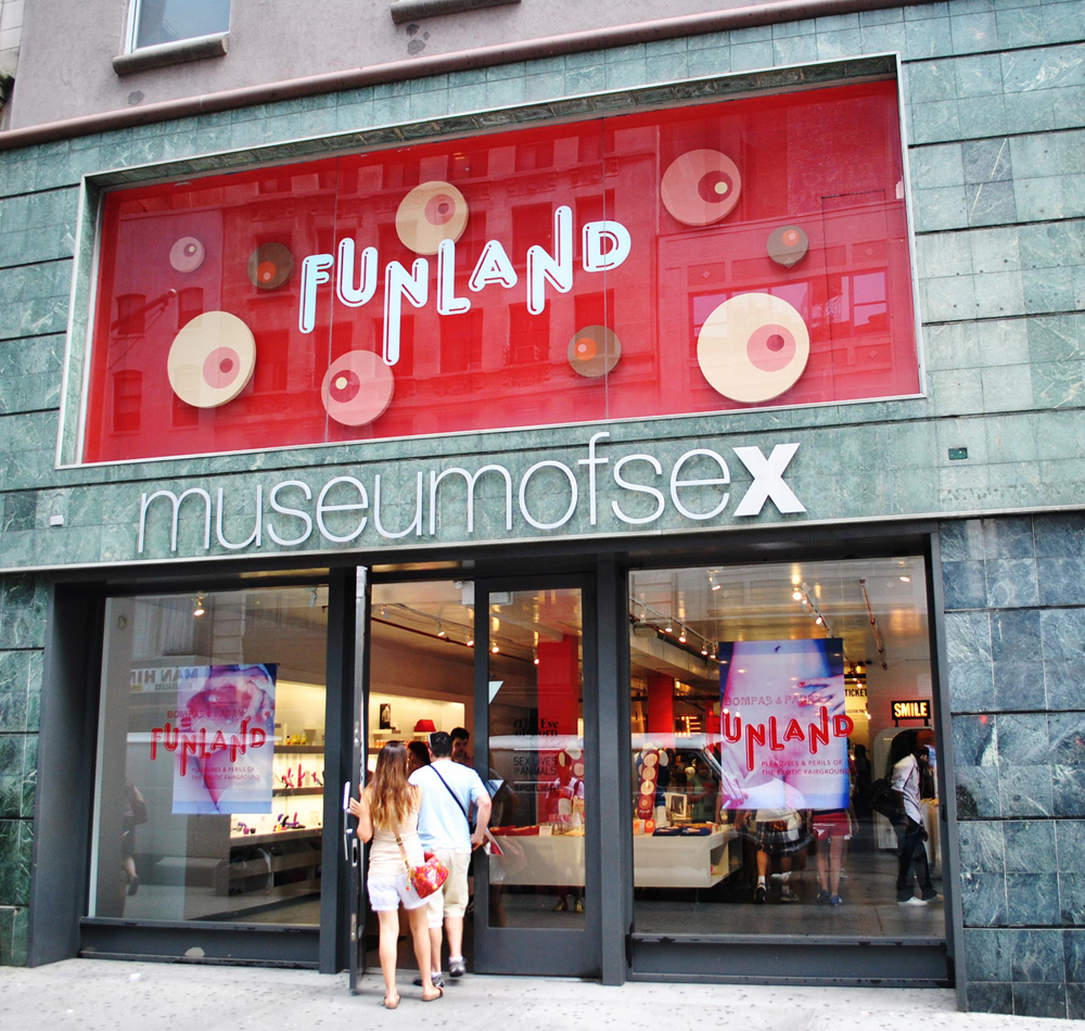 Museum Of Sex Funland 5th Ave