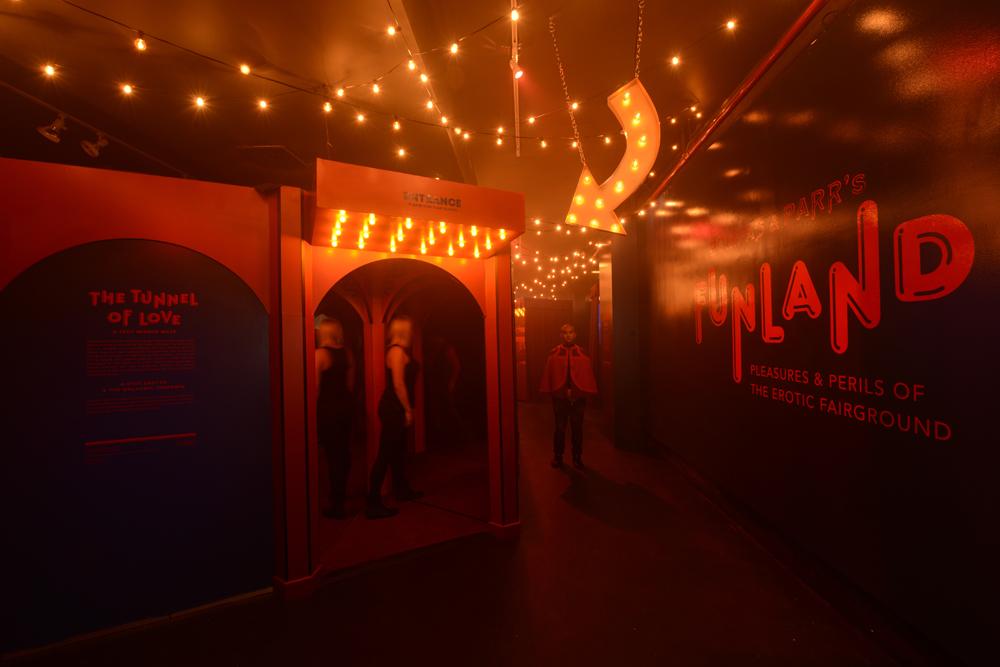 Museum Of Sex exhibit nyc