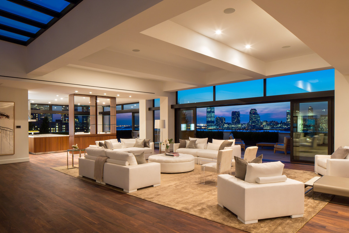 a rich  and potentially famous  buyer snags the penthouse