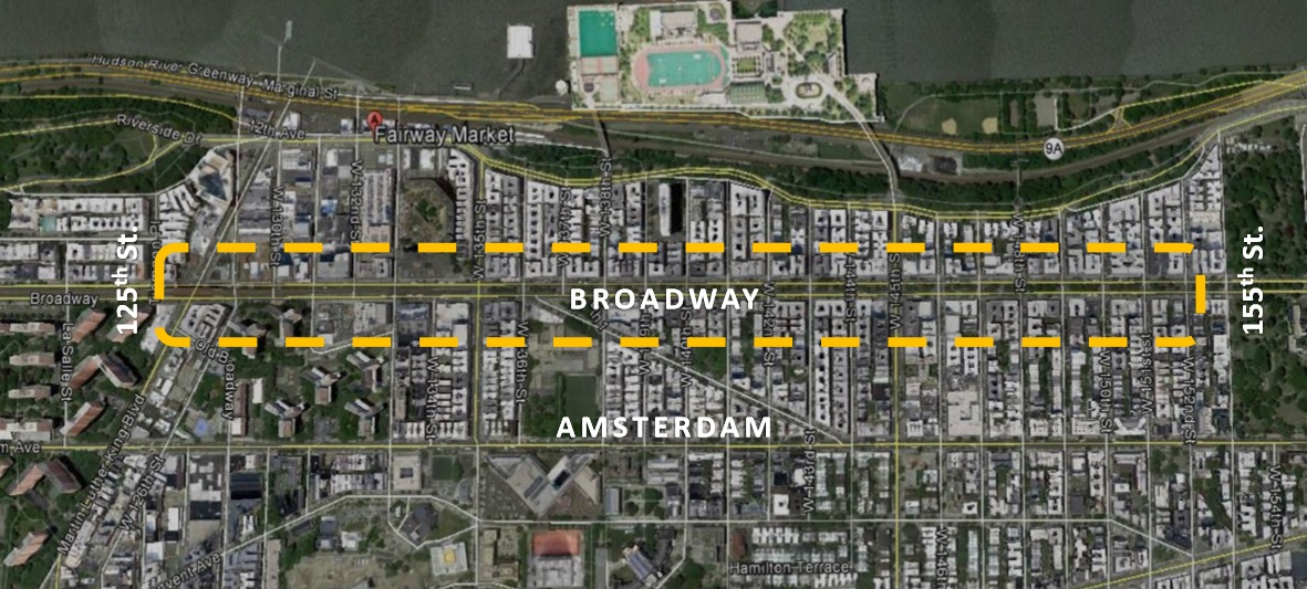 New Broadway Plan, The Housing Partnership, Harlem development, affordable housing