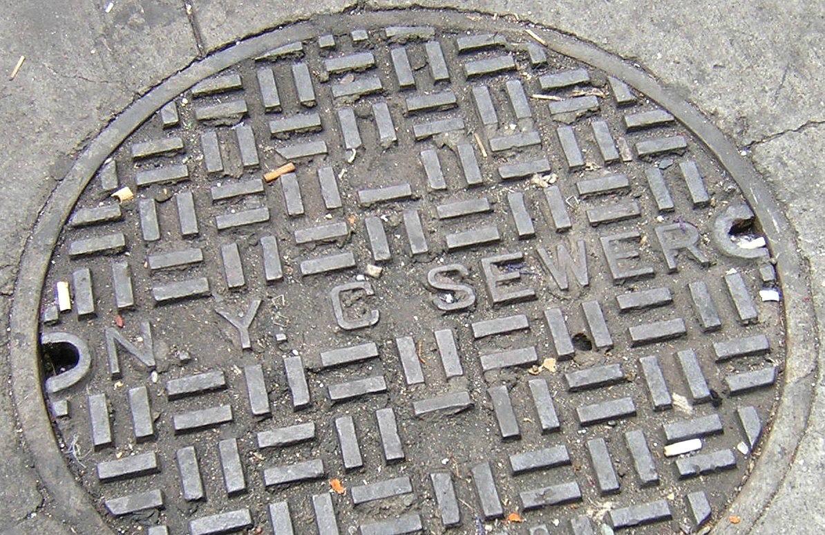 how to make a manhole